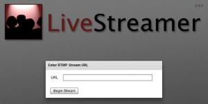LiveStreamer