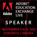 Adobe Education Exchange Live: Speaker