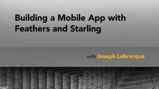Building a Mobile App with Feathers and Starling