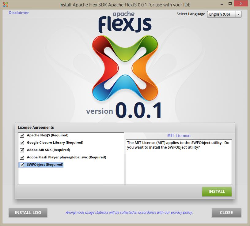 Apache FlexJS 0.0.1 Released!