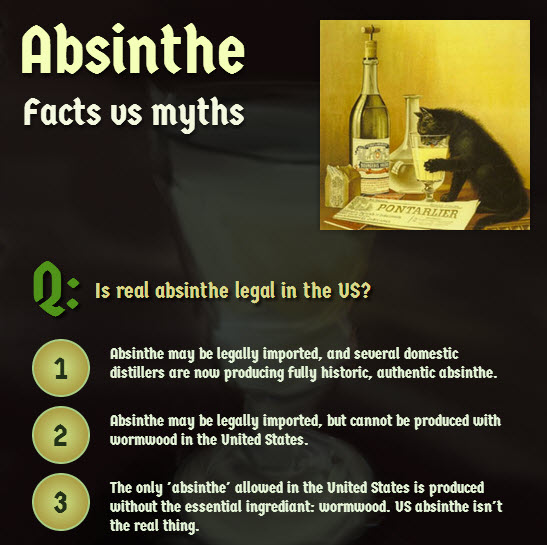 Edge Animate: Absinthe Quiz!