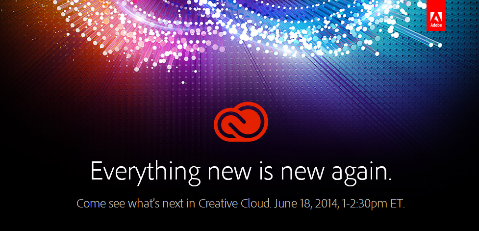 See what's next in Creative Cloud